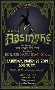 soirée de soutient pour le North Seattle French School