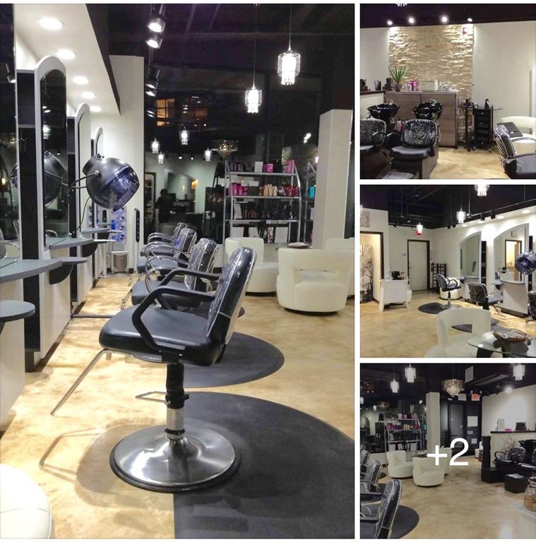 D couvrez un salon de coiffure francophone kirkland - Salon de coiffure usa ...