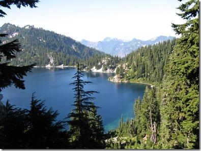 Camping Snow Lake 066