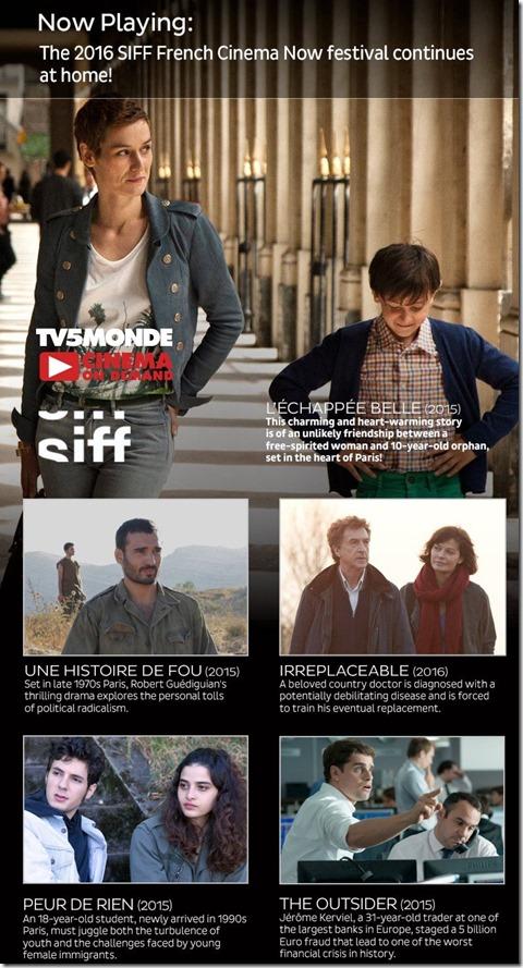 SIFF TV5 monde