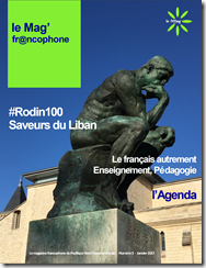 Cover le Mag' francophone #3