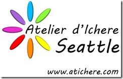 Logo Atelier d'Ichere Seattle 2014