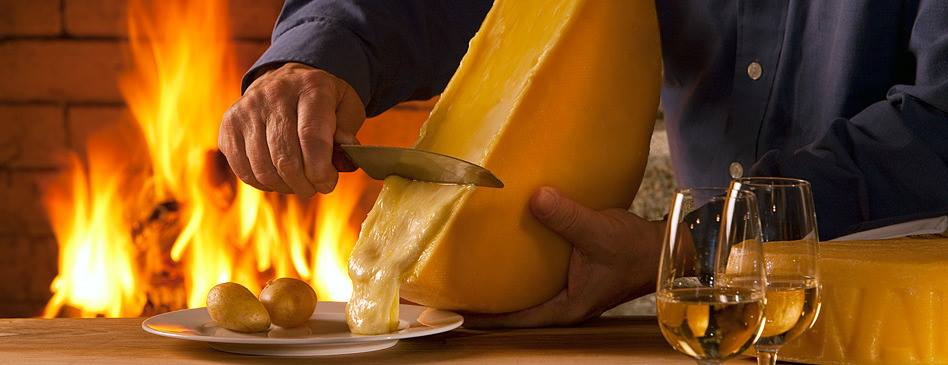 raclette photo